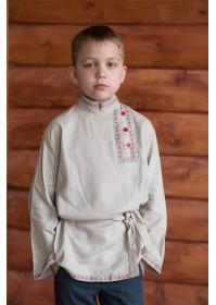 Косоворотка «Владимир» натуральный цвет