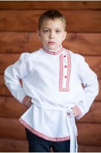 Косоворотка «Иван» белая