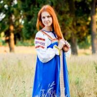 Русские народные сарафаны