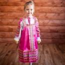 Русские народные костюмы для девочек