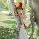 Русские народные рубахи для девочек