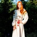 Стилизованные славянские костюмы