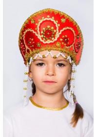 """Кокошник детский """"Алина"""""""