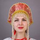 """Кокошник  """"Ольга"""""""