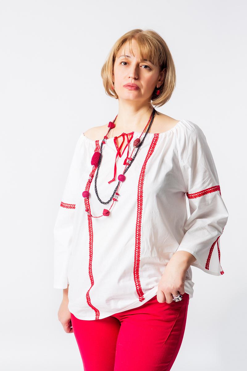 Русская Народная Блузка Казань